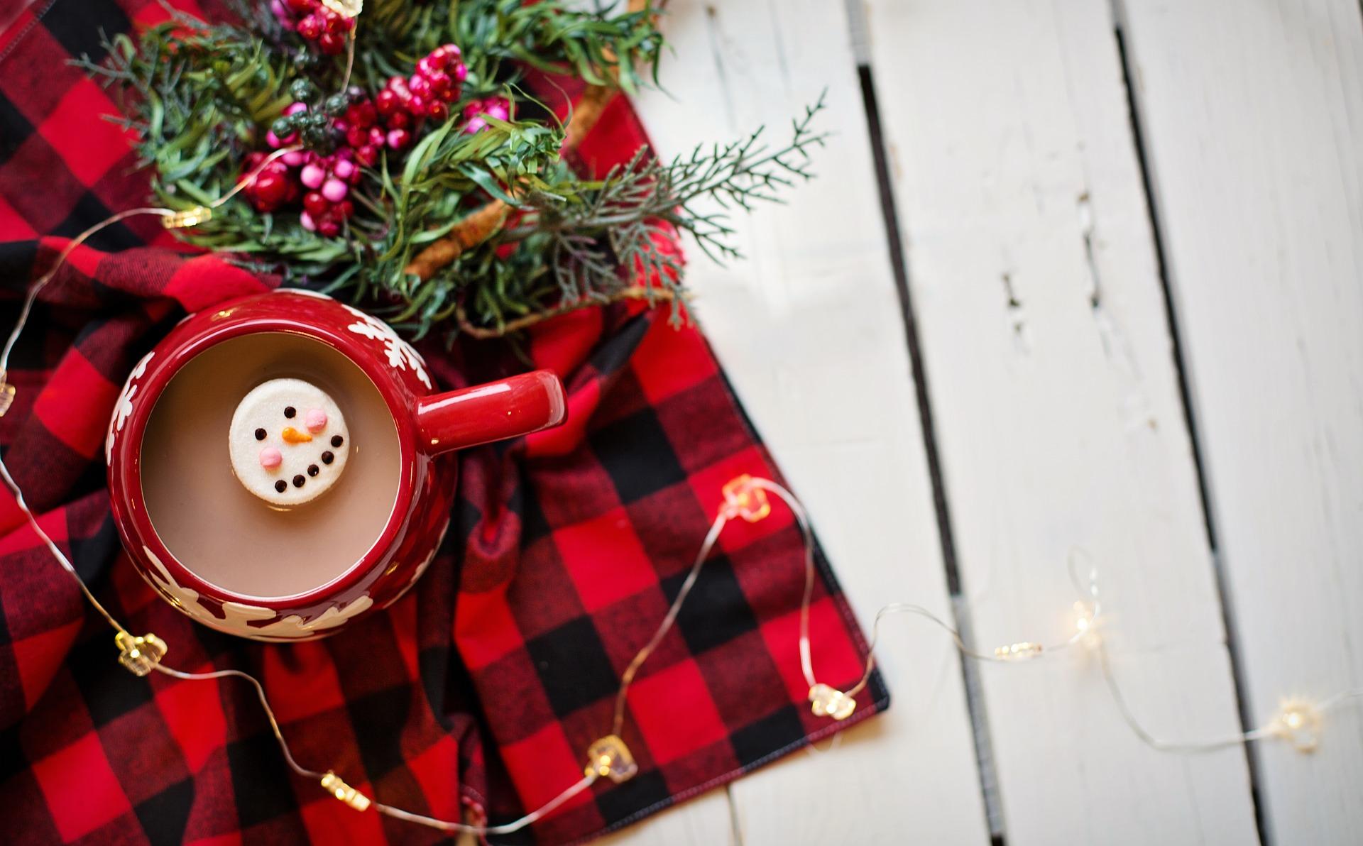 Pon el toque confortable a tu hogar con la decoración de Navidad