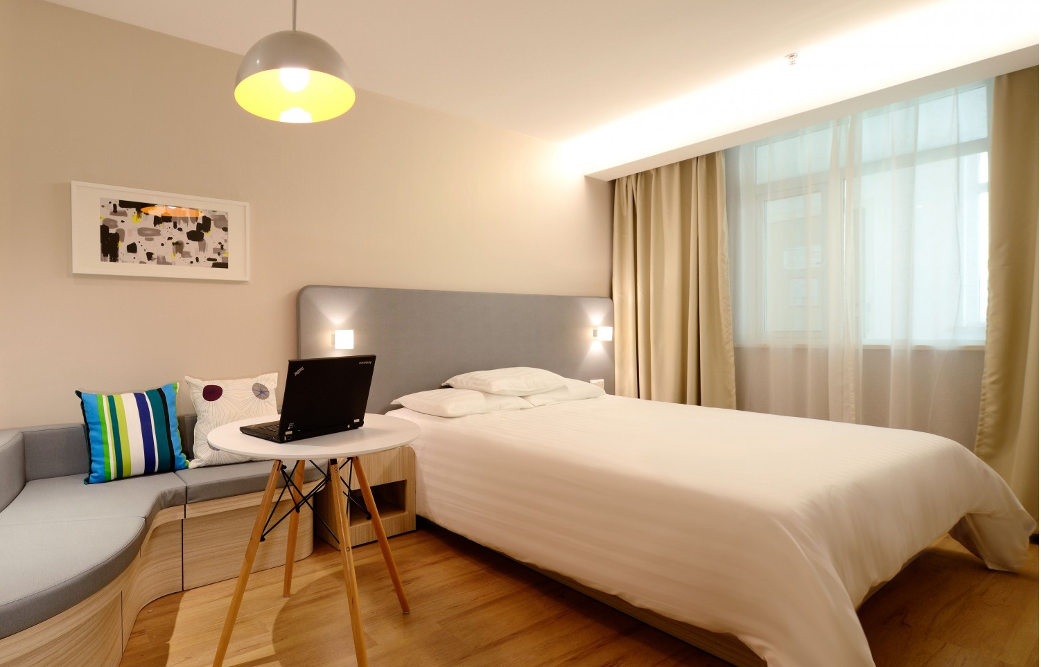 Ideas prácticas para decorar habitaciones pequeñas